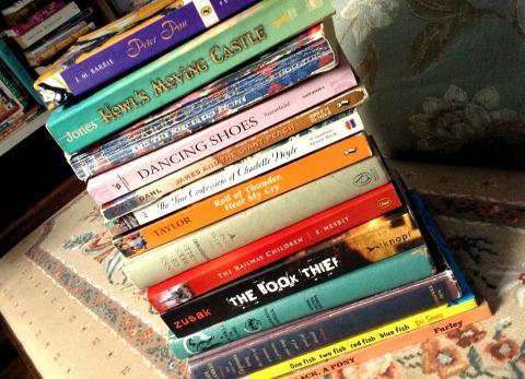 J/YA Books