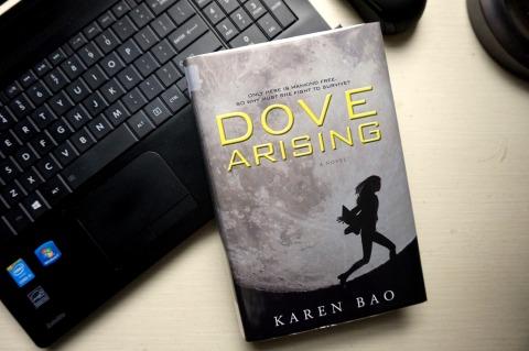 Dove Arising, by Karen Bao