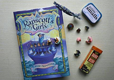 Ms Rapscott's Girls by Elise Primavera