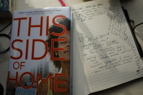 Reviewing This Side of Home